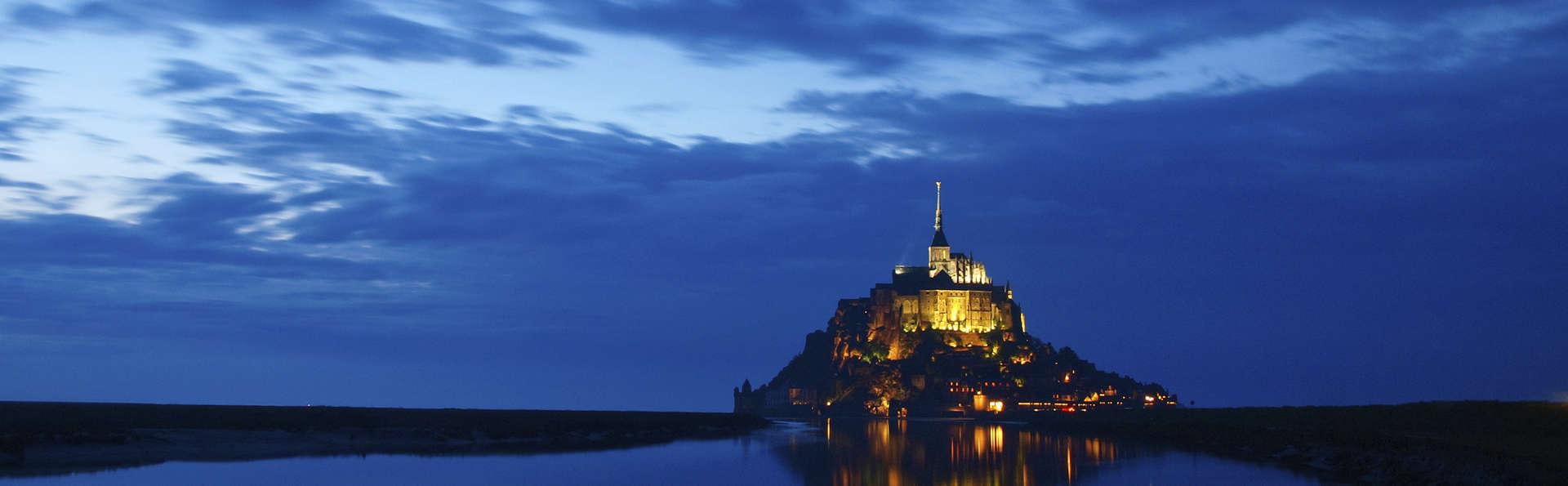 Relax en el corazón de Rennes y visita a la Abadía del Monte Saint-Michel (desde 2 noches)