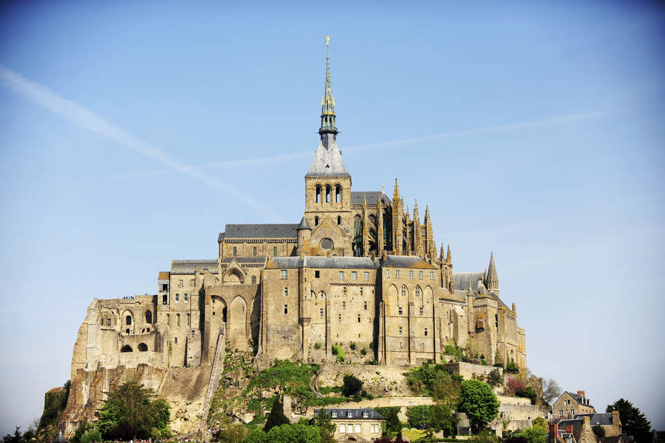 Vacanceole Le Domaine du Mont Mont St Michel  - Mont_Saint_Michel_Normandy_France_-_iStockphoto_-_Thinkstock.jpg