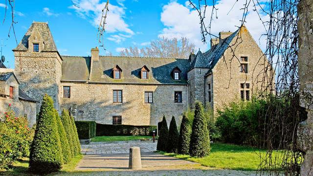 Week-end dans un manoir du XIIIème siècle entre Vannes et Auray