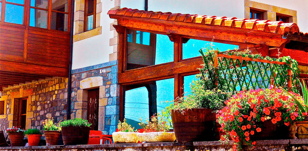 Hotel el rexacu 2 bobia de arriba espagne for Reservation hotel en espagne gratuit