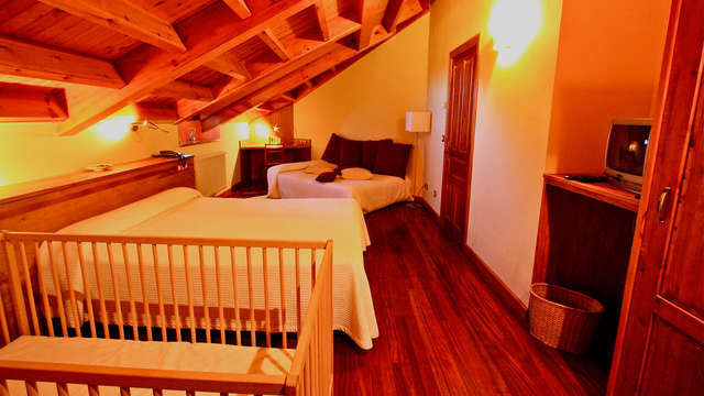 Hotel El Rexacu inactive