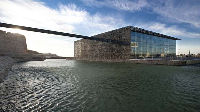 2 Entradas para el Museo de las civilaziones de Europa y del Mediterraneo para 2 adultos