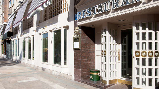 Escapada en pleno centro histórico de Burgos con Cena y descuentos exclusivos
