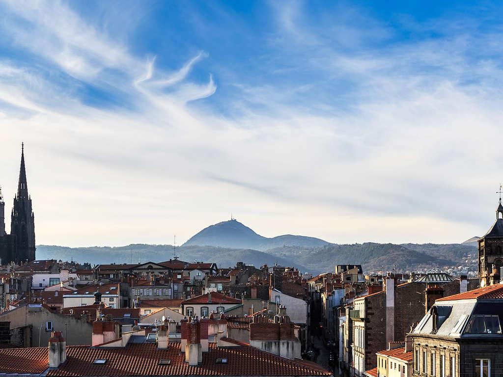 Séjour Auvergne - Week-end détente & découverte près de Clermont-Ferrand  - 4*