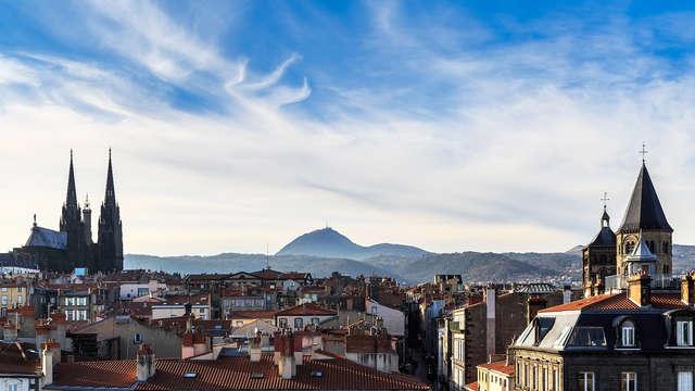 Week-end détente & découverte près de Clermont-Ferrand