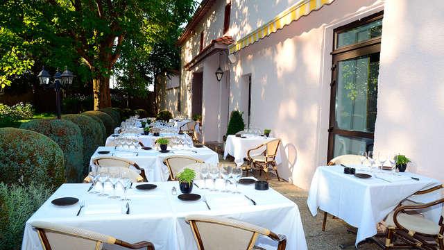 Relais du Silence Clos St Eloi - Restaurant-