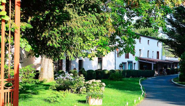 Hotel The Originals Clos St Eloi ex Relais du Silence - Outside-