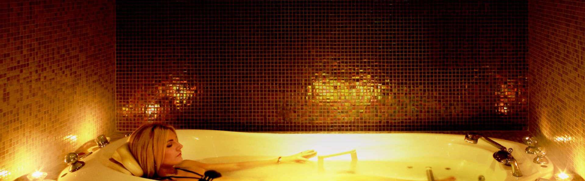 Séjour avec bain hydromassant à proximité de Gap (à partir de 2 nuits)