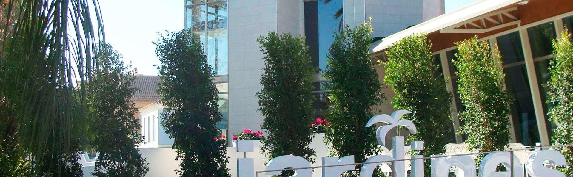 Hotel spa jardines de lorca 4 lorca espa a for Hotel spa jardines de lorca lorca
