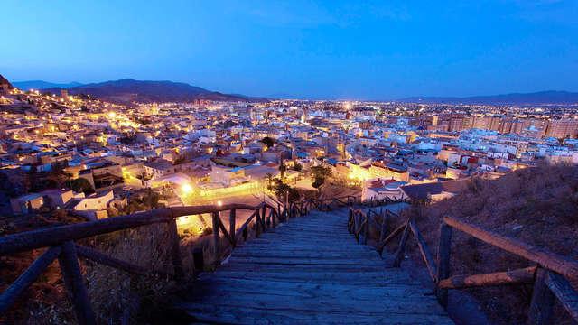 Escapada en Lorca con Cena gastronómica y parking gratuito