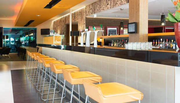 Novotel Rotterdam Schiedam - bar