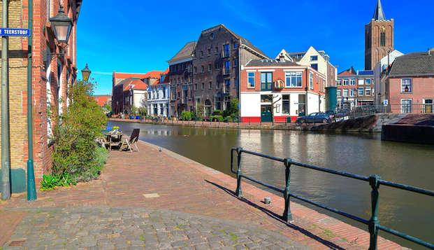 Novotel Rotterdam Schiedam - destination