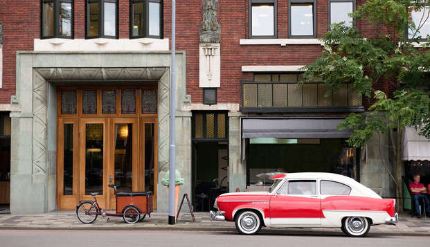 Novotel Rotterdam Schiedam - front