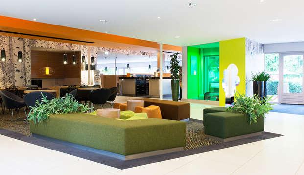 Novotel Rotterdam Schiedam - lobby