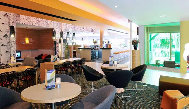 Novotel Rotterdam Schiedam - lobbybar