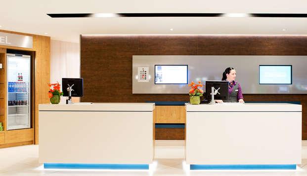 Novotel Rotterdam Schiedam - reception