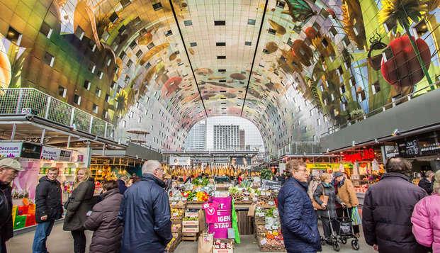 Minivakantie met dagelijks diner nabij Rotterdam (vanaf 3 nachten)
