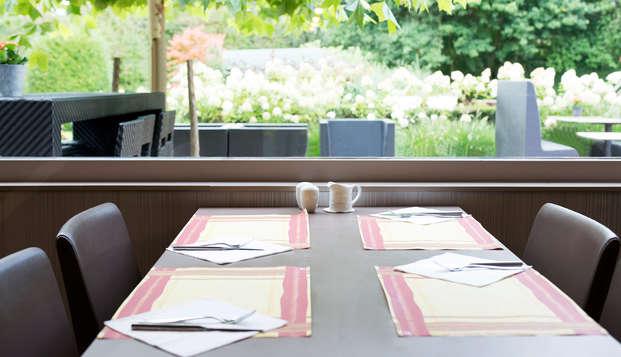 Novotel Rotterdam Schiedam - restaurant