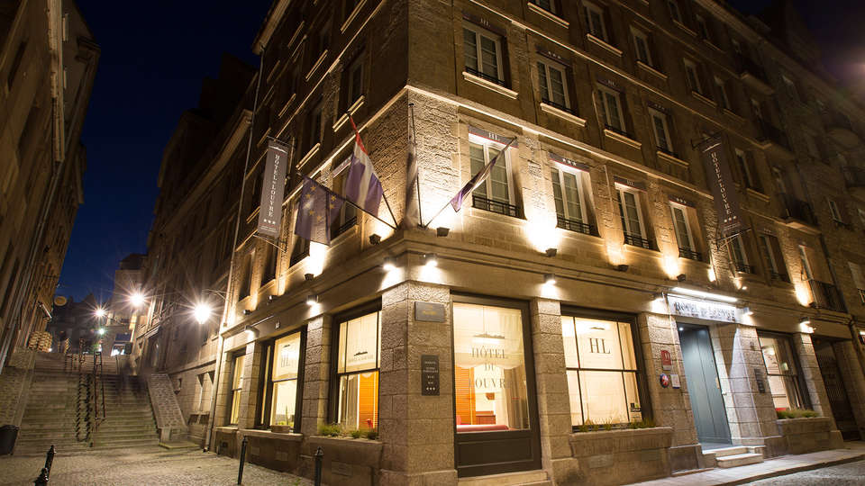 Hotel The Originals Hôtel des Marins (ex Inter-Hôtel) - edit_front32.jpg