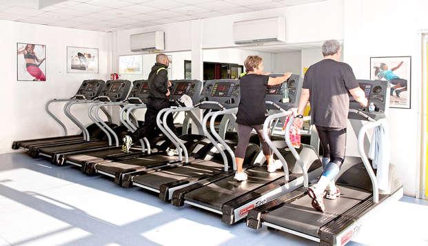 Hotel Leonard De Vinci - Gym