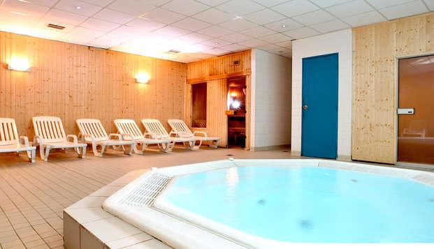 Relax y bienestar en Lisses, muy cerca de París