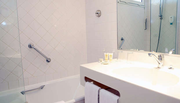 Hotel Atlantic Thalasso Valdys - Bath