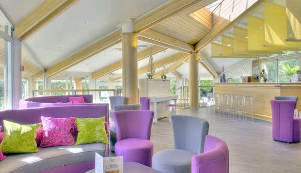 Hotel Atlantic Thalasso Valdys - Bar