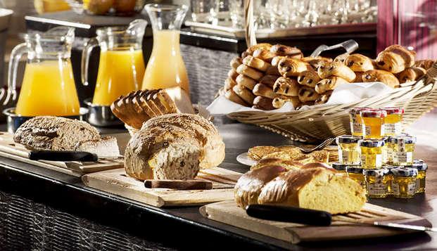 Hotel Atlantic Thalasso Valdys - Breakfast
