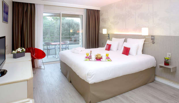 Hotel Atlantic Thalasso Valdys - Room