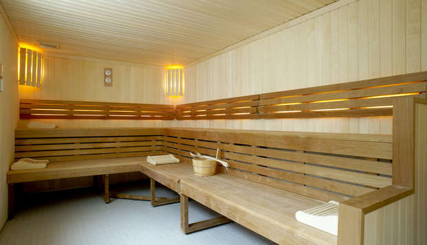Hotel Atlantic Thalasso Valdys - sauna