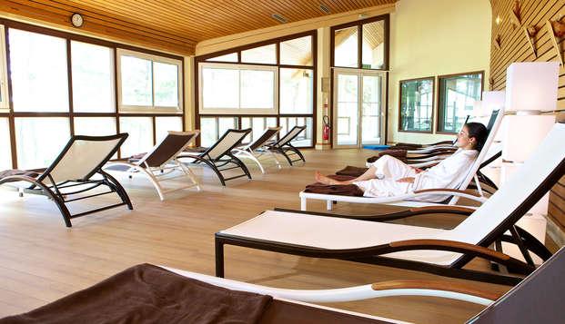 Hotel Atlantic Thalasso Valdys - spa