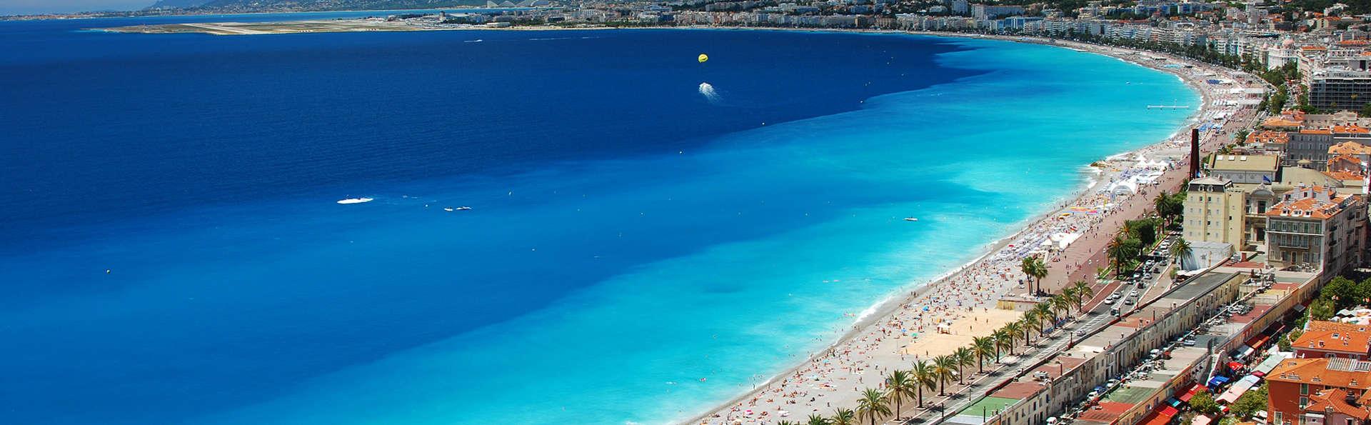 Week-end au coeur de Nice sur la Promenade des Anglais