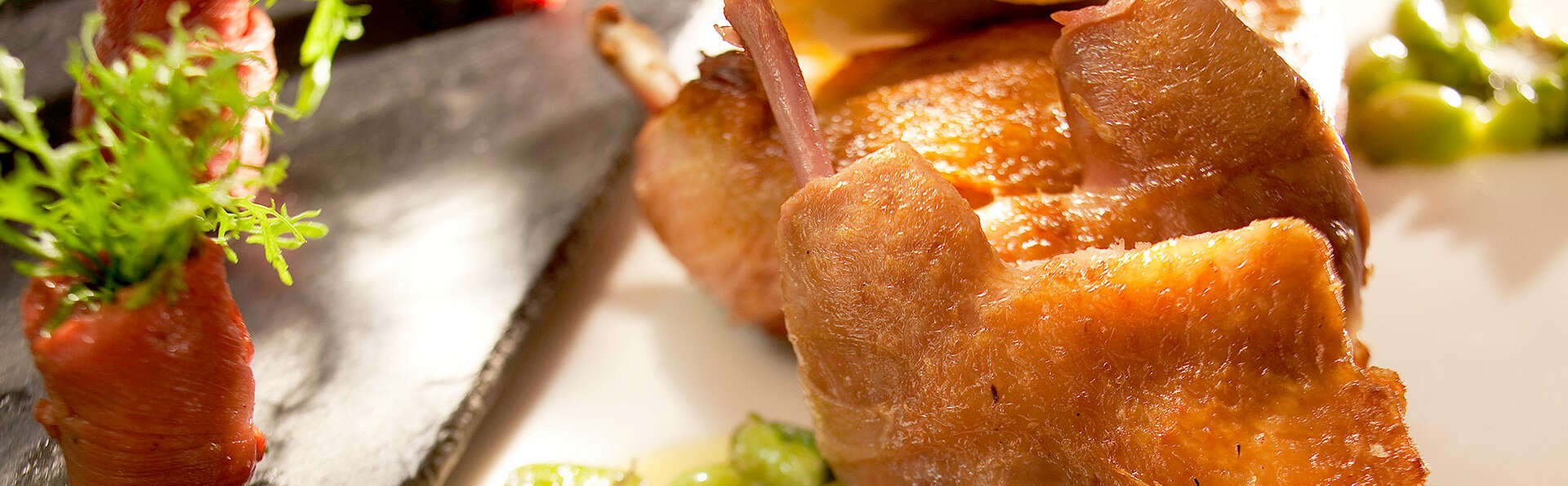 Charme et dîner étoilé en Provence