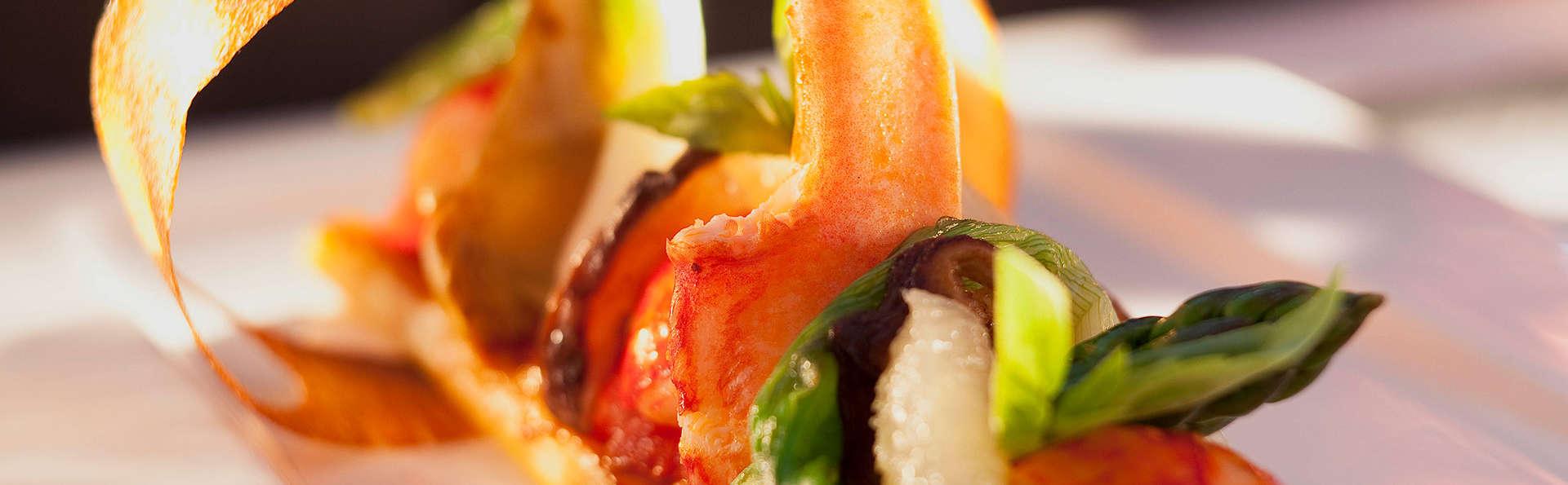 Séjour gourmand et bien-être avec soin et dîner bistronomique en Provence (à partir de 2 nuits)