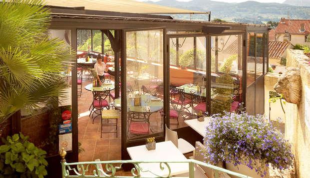 Escapade gourmande avec dîner bistronomique au cœur de la Provence (à partir de 2 nuits)