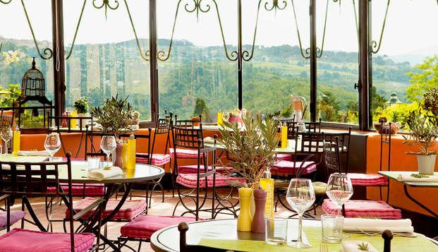 """Week-end avec dîner """"Bistro"""" en Provence"""