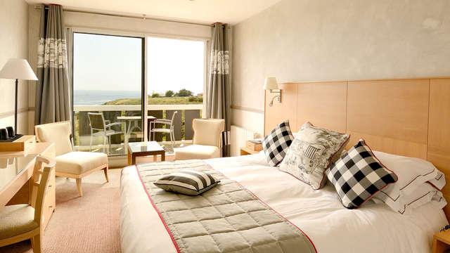 Luxe, spa et détente à Belle-Ile-en-Mer
