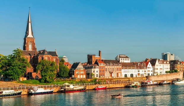Weekendje Maastricht vol ontspanning en bubbels (vanaf 2 nachten)