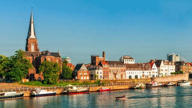 Fin de semana en Maastricht con relax y burbujas (desde 2 noches)