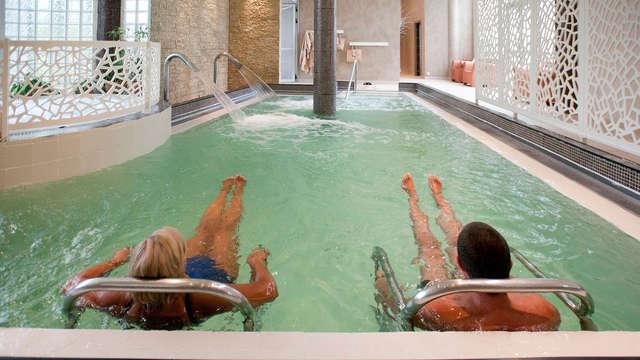 Séjour détente avec 1h accès spa à deux pas de Nantes