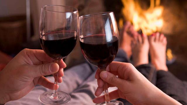 Week-end romantique et gourmand dans un hôtel charmant près de Nantes