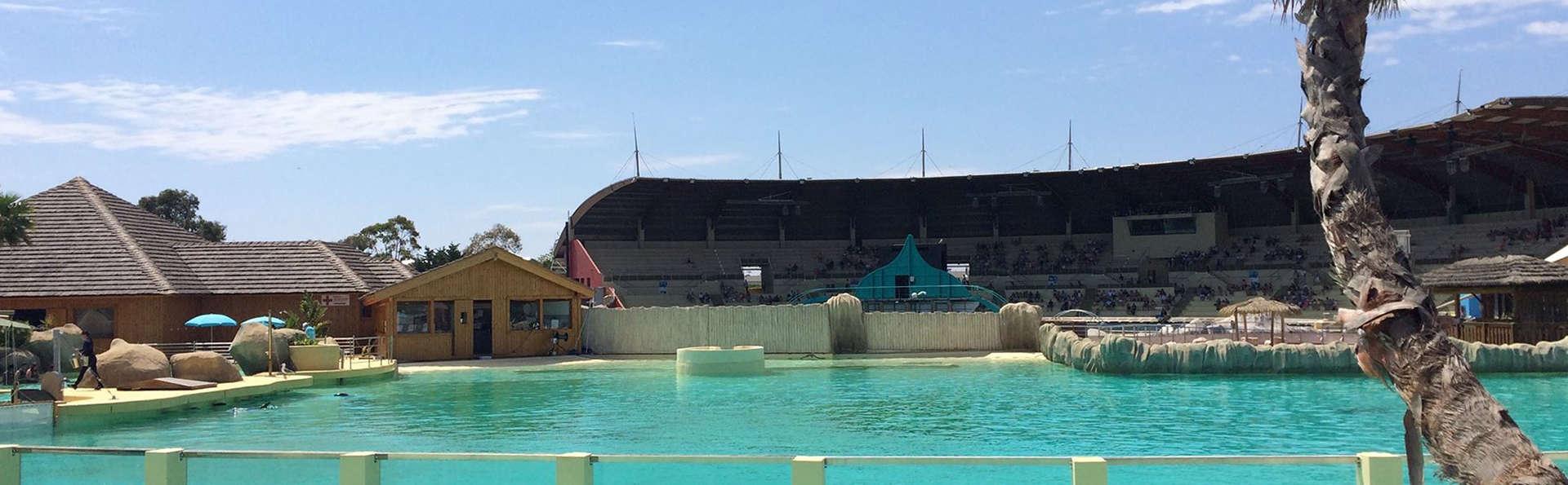 Week-end sur la Côte d'Azur avec entrées pour le parc Marineland