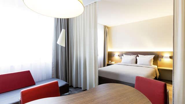 1 overnachting in een suite superior voor 2 volwassenen