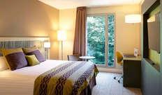 1 nuit en chambre double confort Vue forêt pour 2 adultes