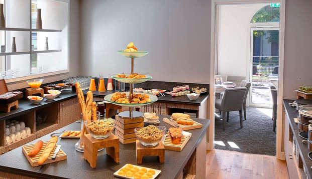 Best Western Plus Paris Meudon Ermitage - buffet