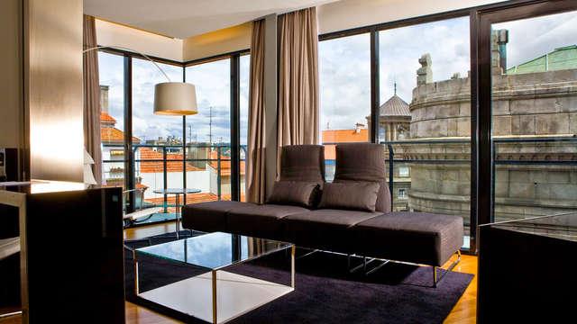 Hotel Inffinit Vigo