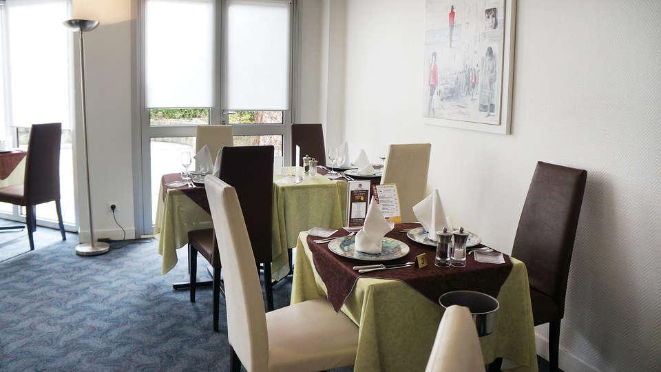 La Bertelière, The Originals Relais (ex Qualys-Hotel) - EDIT_restaurant2.jpg