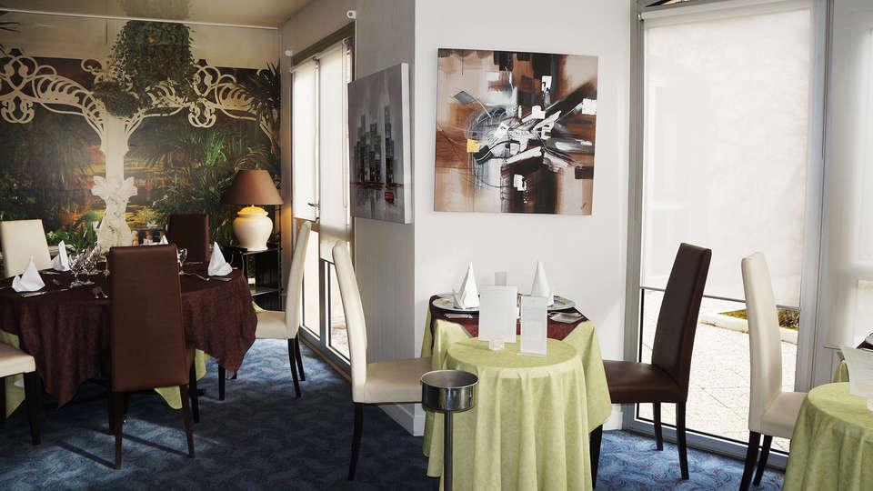 La Bertelière, The Originals Relais (ex Qualys-Hotel) - EDIT_restaurant1.jpg