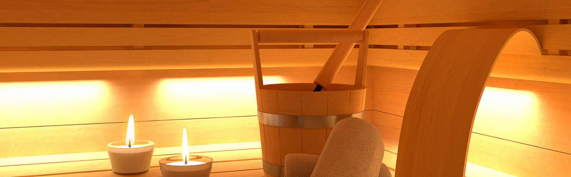 Pause douceur avec sauna privé sur la côte de Blankenberge