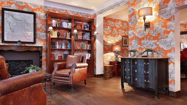 Hotel R Kipling by HappyCulture